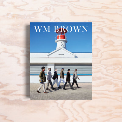 WM Brown – Issue 7 - Print Matters!