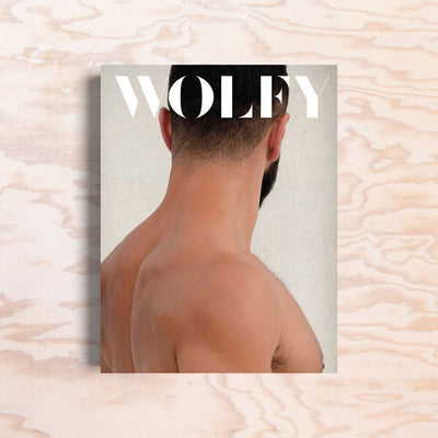 Wolfy – Issue 1 - Print Matters!