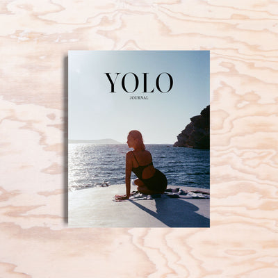 Yolo Journal – Issue 2 - Print Matters!
