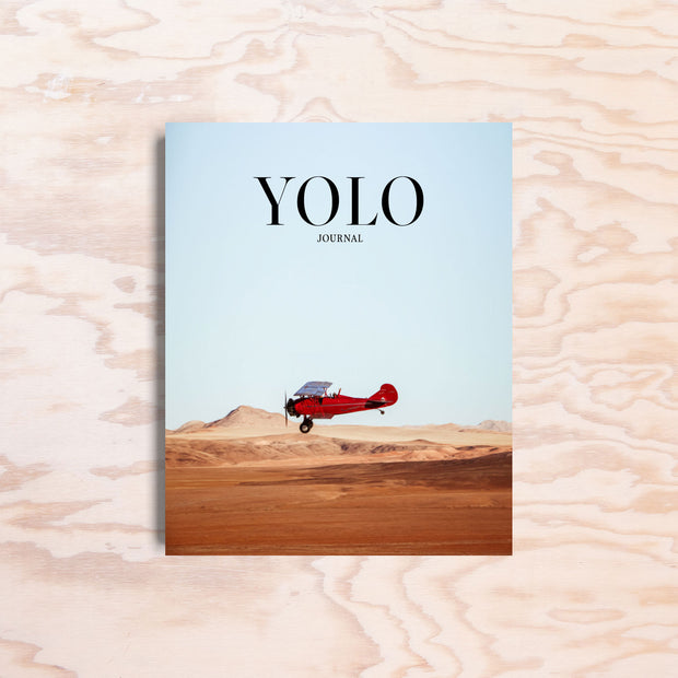 Yolo Journal – Issue 5 - Print Matters!