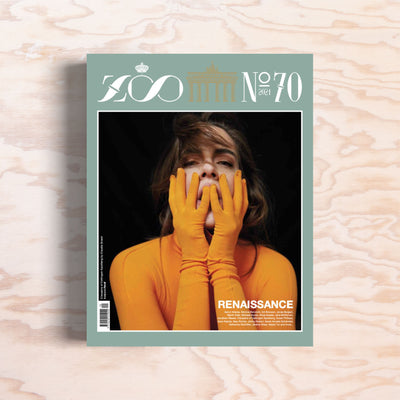 Zoo – Issue 70 - Print Matters!