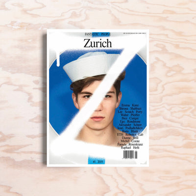 Zurich – Issue 1 - Print Matters!