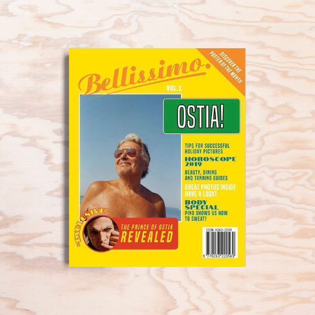 Bellissimo – Issue 1 - Print Matters!
