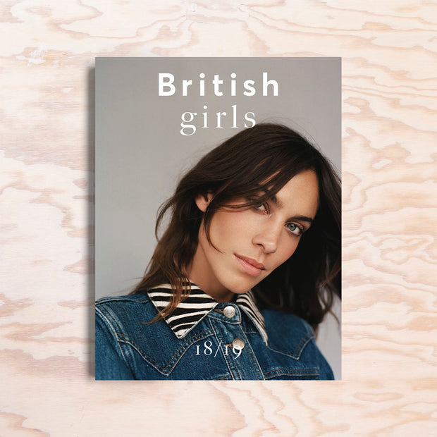 British girls – Issue 4