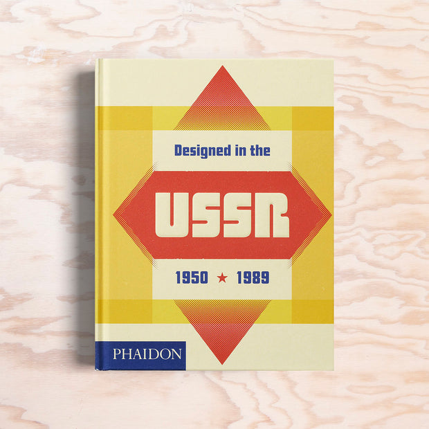 Designed in the USSR - Print Matters!