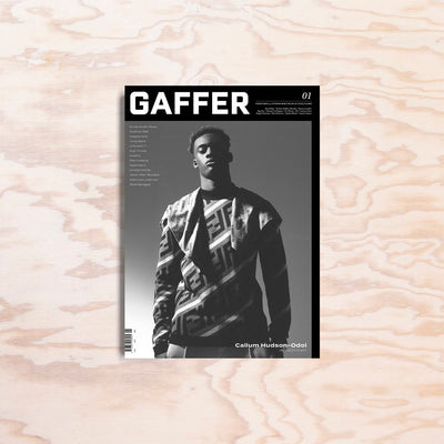 Gaffer – Issue 1 - Print Matters!