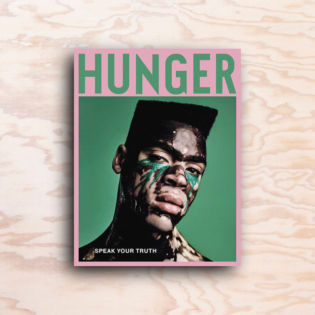 Hunger – Issue 16 - Print Matters!