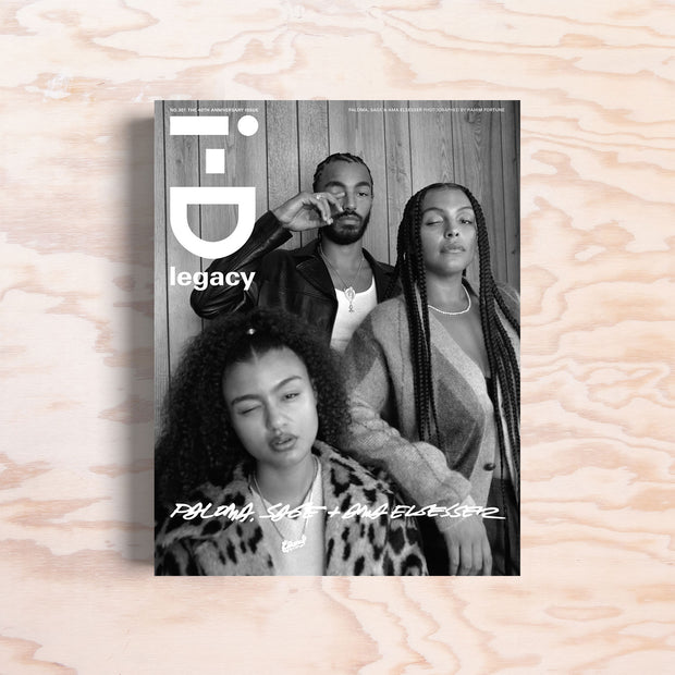 i-D – Issue 361 - Print Matters!