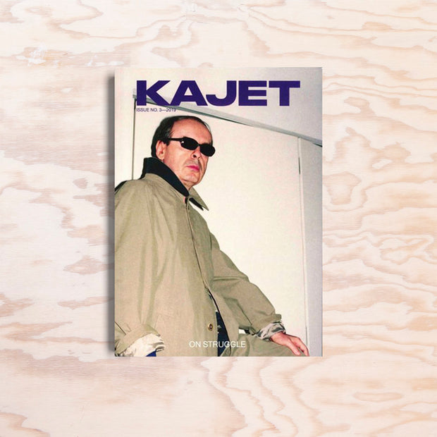 Kajet – Issue 3 - Print Matters!