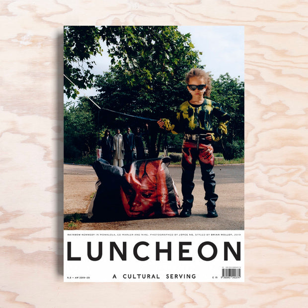 Luncheon – Issue 8