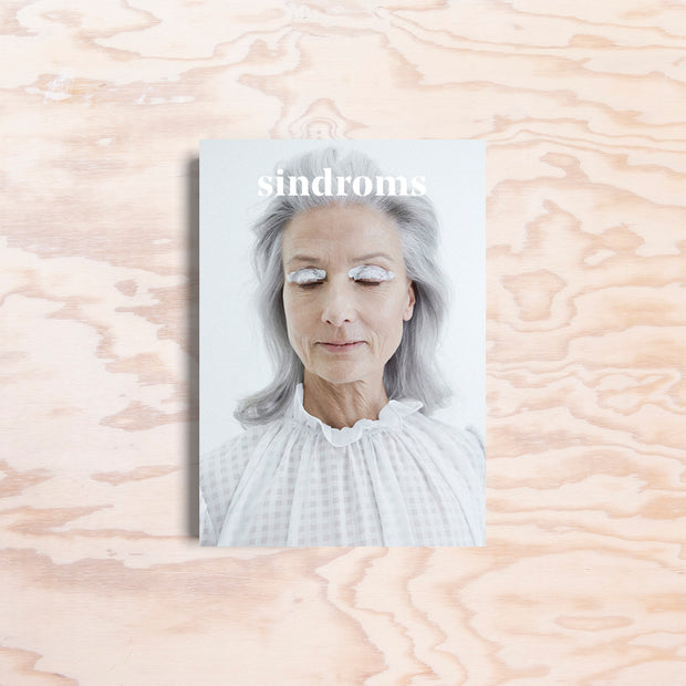 Sindroms – Issue 3 (White) - Print Matters!