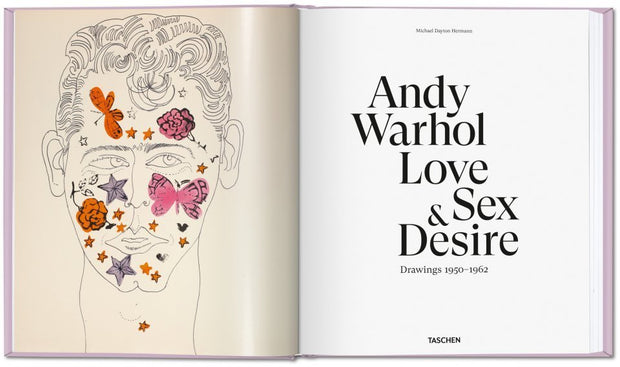 Andy Warhol. Love, Sex, and Desire. - Print Matters!