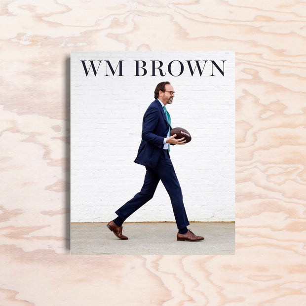 WM Brown – Issue 2