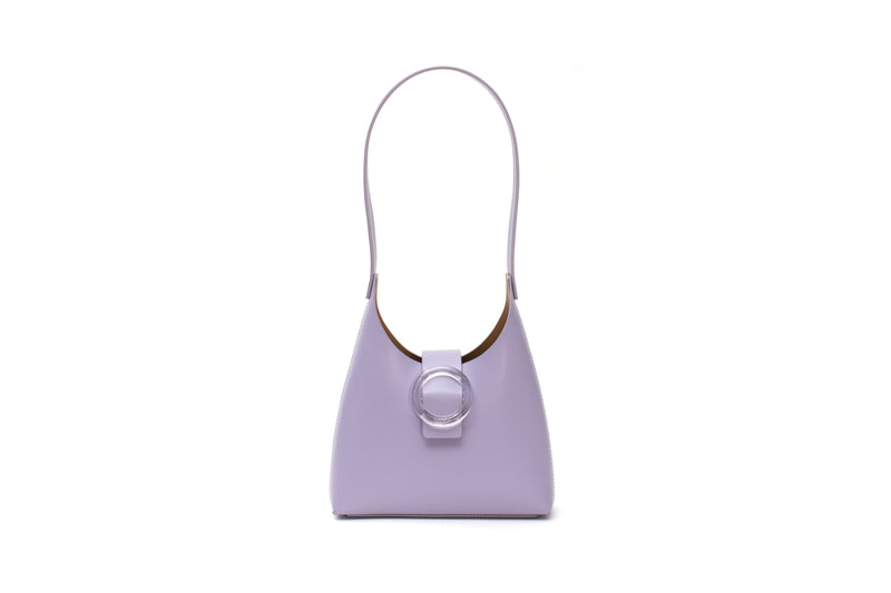 Nº44 Lucite Buckle Mini - Lavender // Web Exclusive