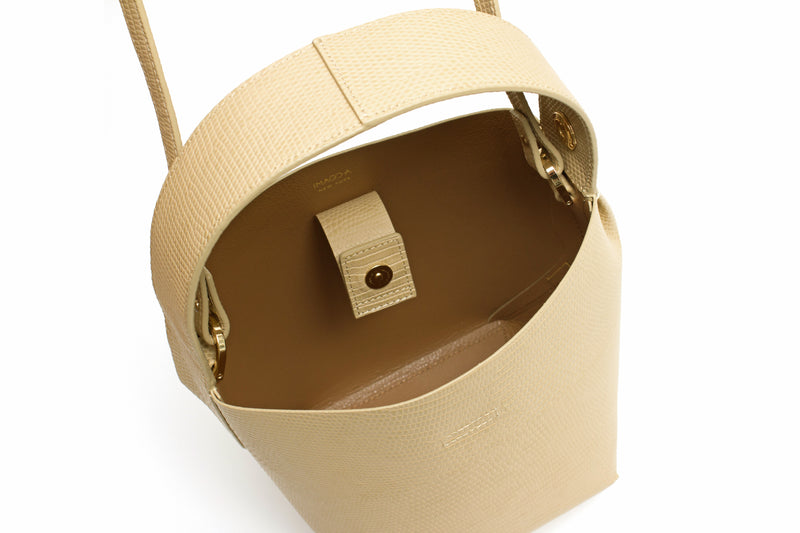 Nº49 Cross Handle Bucket - Sand Lizard