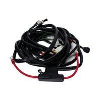 "S8, 40"" Combo Driving LED with S8 Wire Harness w/Mode-1 Bar / OnX6 Hybrid Laser"