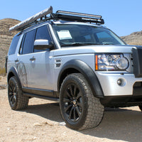 Awning mount for Land Rover LR3 and LR4