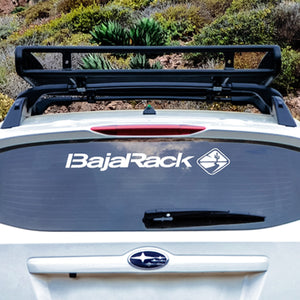 "Bajarack Decal 17"" (Light Gray)"