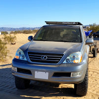 GX 470 UTility Lexus Roof Rack (flat) (without sunroof cutout) (2002-2009)
