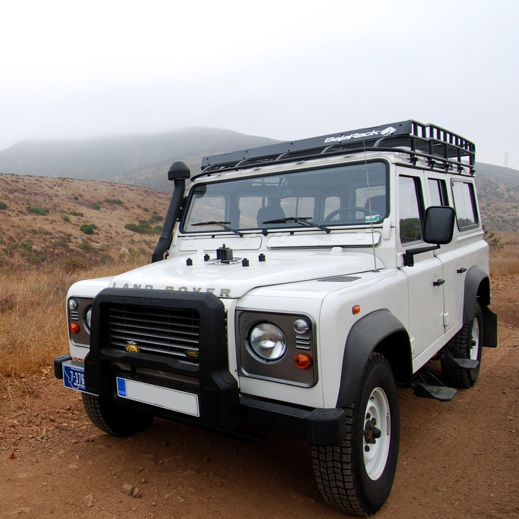 Defender 110 Standard Basket Rack (1997-2016)