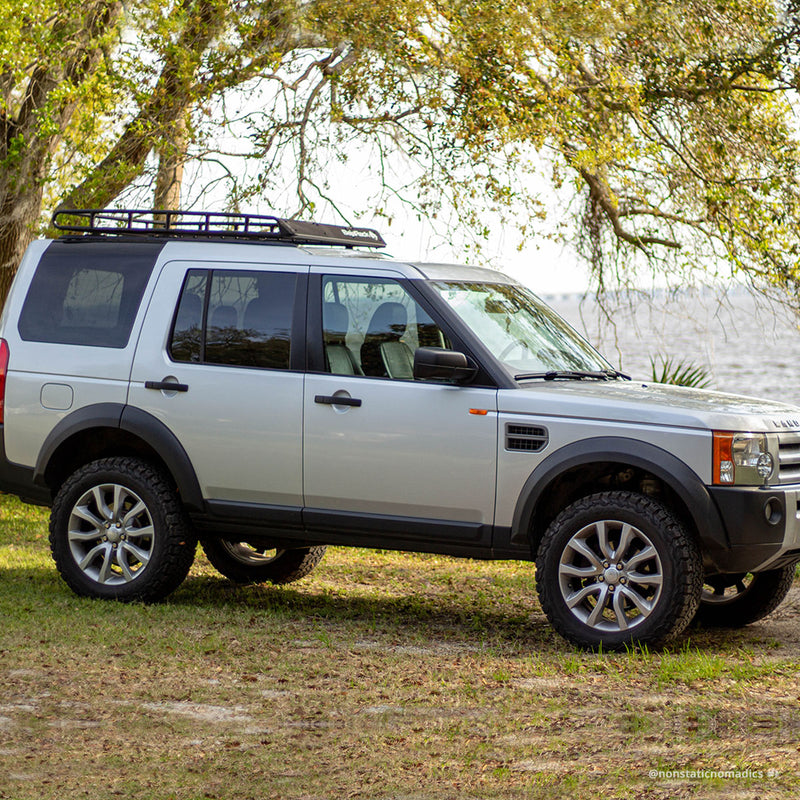 Land Rover LR3 & LR4 Roof Rack Standard Basket (short) (2005-2016)