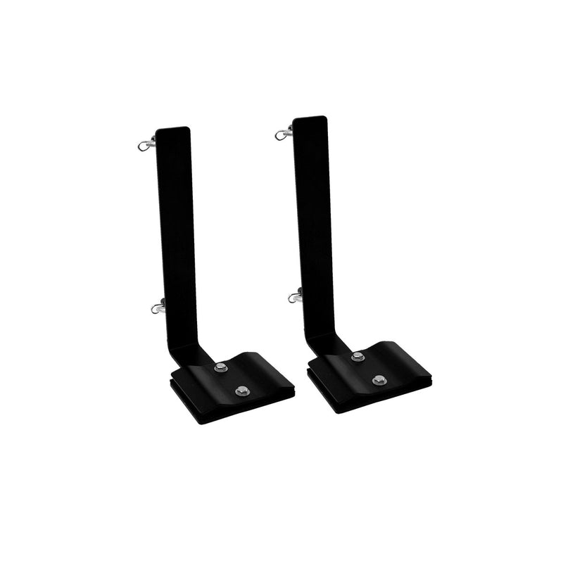 Maxtrax mount for flat racks