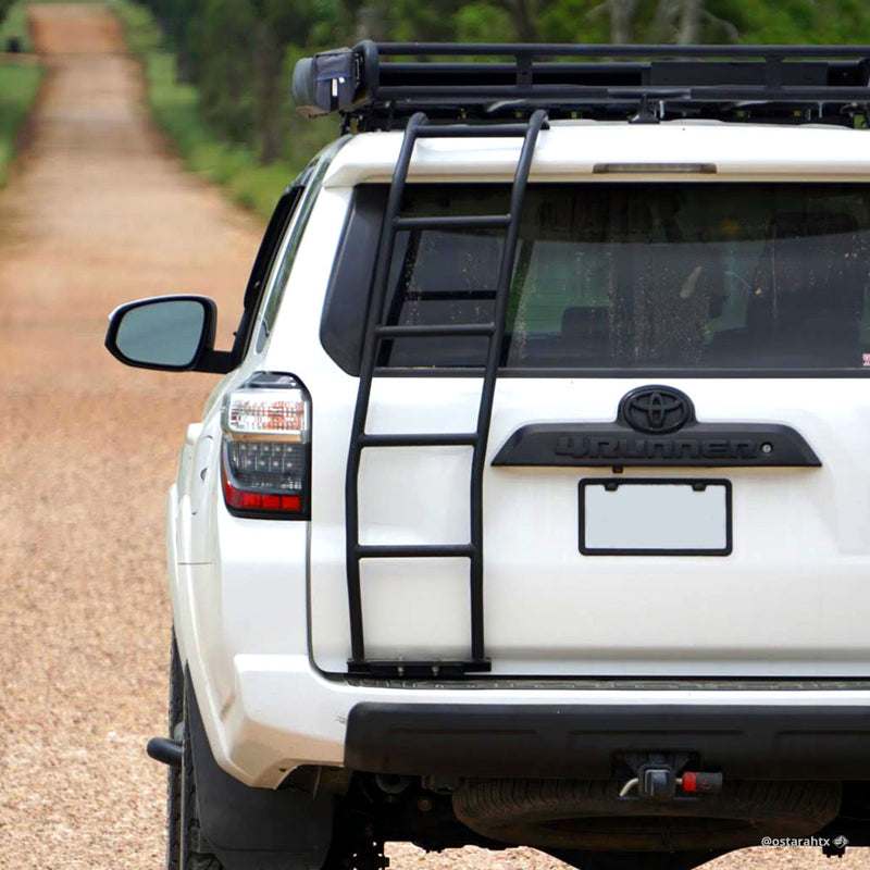 4Runner G5 UTility (flat) Rack with SPY Light System (LED bar not included) (2010-2021)