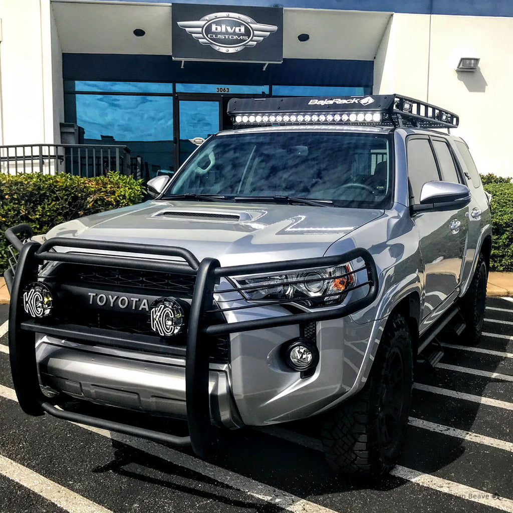 4Runner G5 Standard Basket (long) Rack (sunroof cutout - mesh floor) (2010-2021)