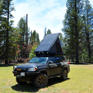 4Runner Roof Rack G5 UTility (flat) Rack (without sunroof cutout) (2010-2020)