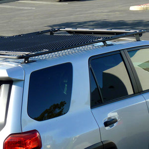 4Runner G5 UTility (flat) Rack (sunroof cutout - mesh floor) (2010-2021)