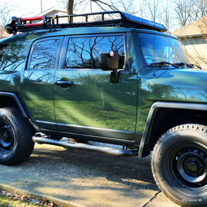 FJ Cruiser Standard Basket Rack (mesh floor) (2007-2017)