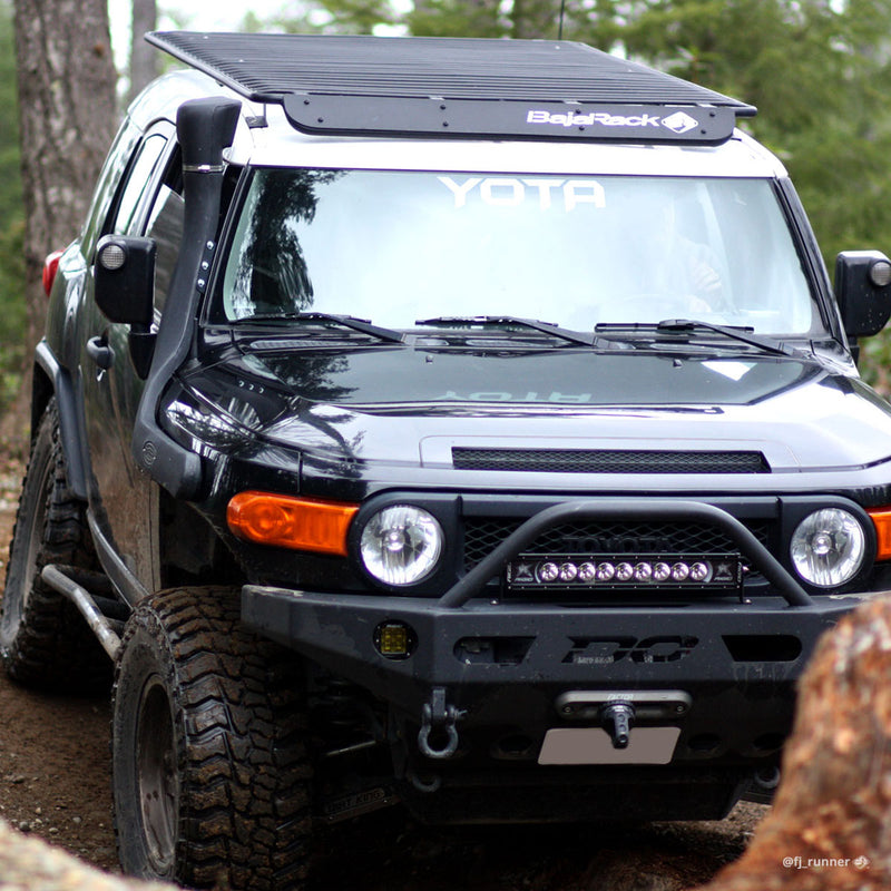 "FJ Cruiser Utility (flat) Rack, Small (51""W) (2007-2017)"