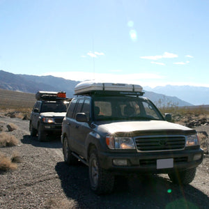 Land Cruiser 100 UTility (flat) Rack (1998-2007)