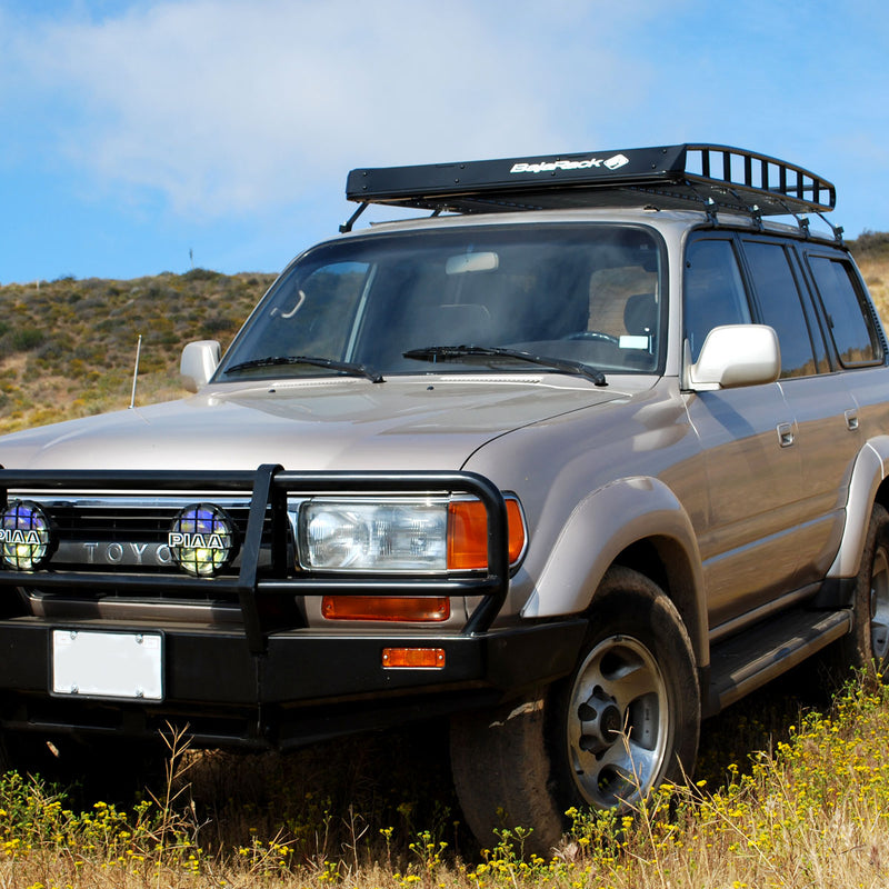Land Cruiser 80 Standard Basket (long) Rack (1990-1997)