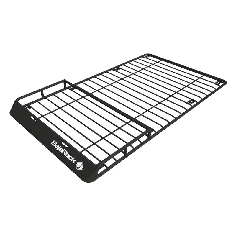 "Land Cruiser 80 EXPedition Rack (20"" front basket and rear flat section) (1990-1997)"