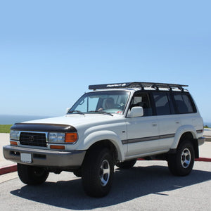 "Land Cruiser 80 UTility, flat Rack, Small (51""W) (1990-1997)"