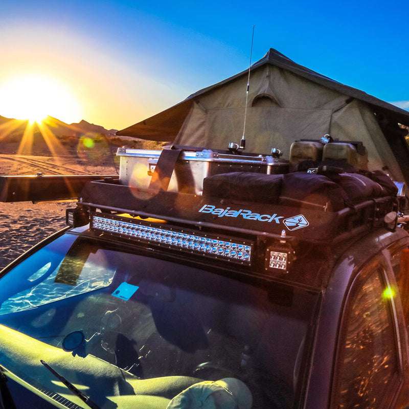Tacoma Roof Rack Standard Basket (satellite antenna cutout) (2005-2020)
