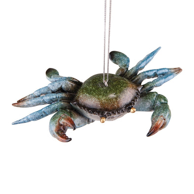 Cozumel Reef Crab Ornament