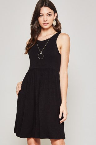 Jocelyn Razorback Dress