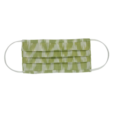 Reusable Face Mask - Alps Green
