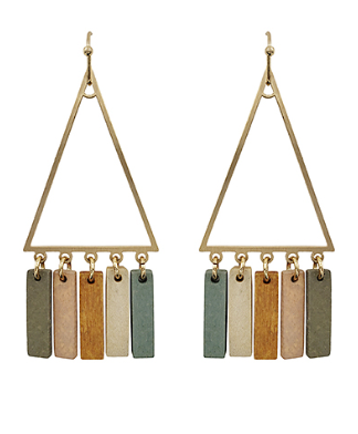 Takoma Dangle Earrings
