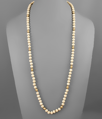 Aberdeen Beaded Necklace