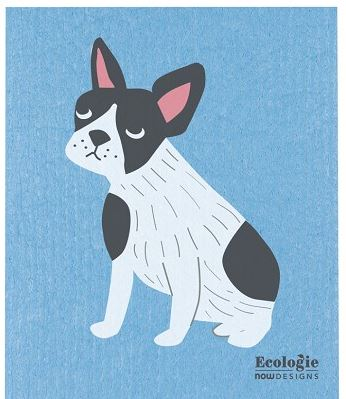 Handsome Hound Swedish Dishcloth