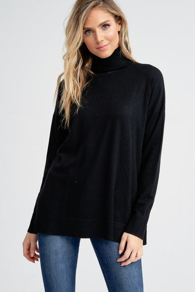 Louise Turtleneck Sweater