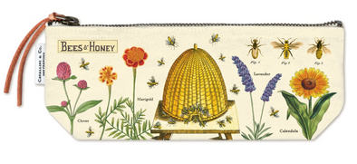Mini Bees & Honey Pouch