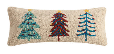 Three Tree Hook Pillow