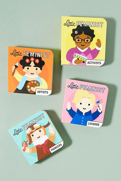 Little Feminist Book Set
