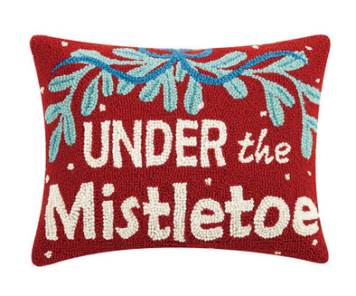 Mistletoe Hook Pillow