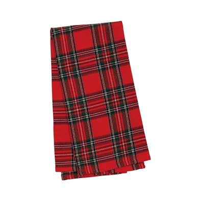 Arlington Plaid Tea Towel
