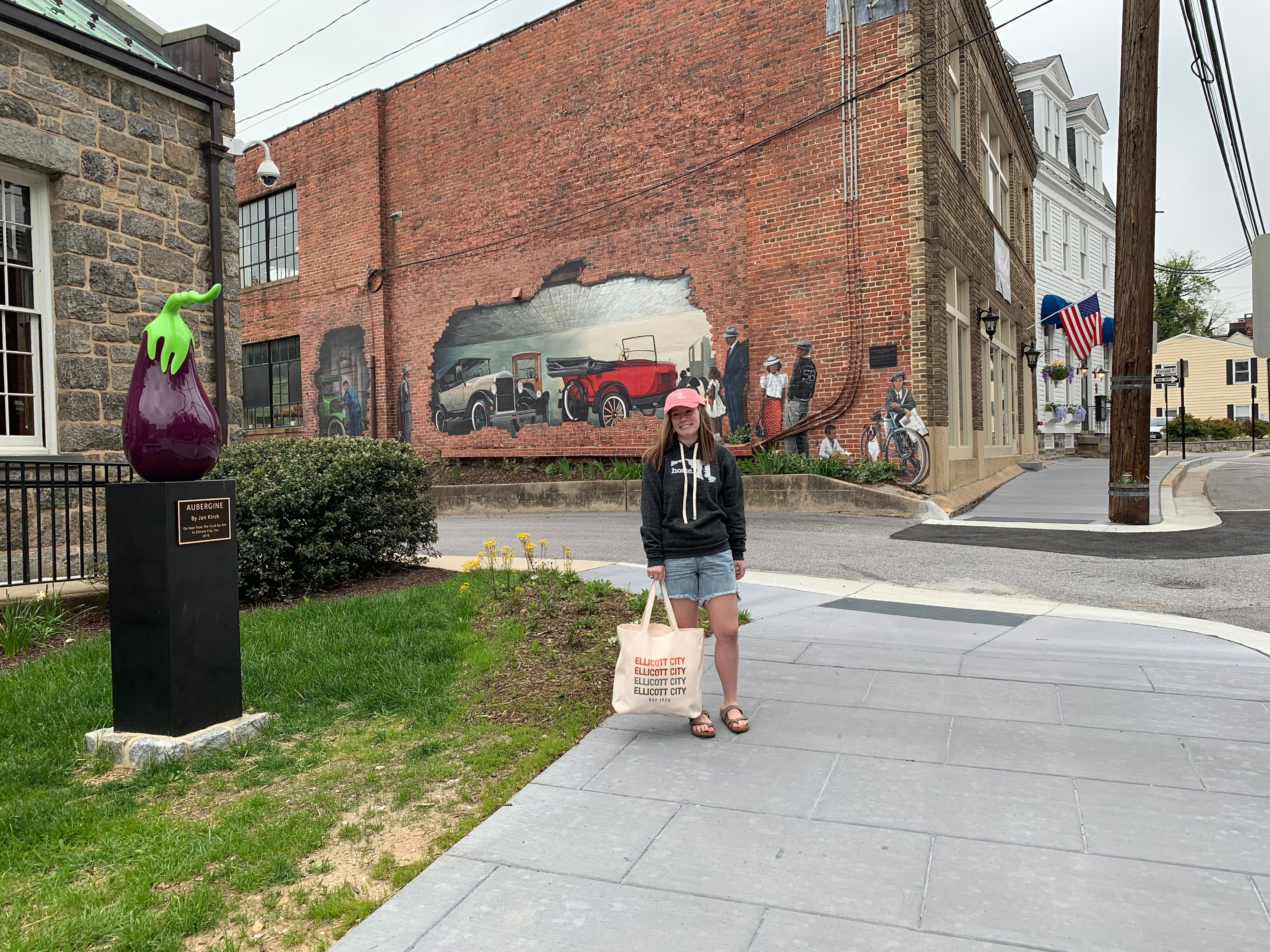 Ellicott City Tote